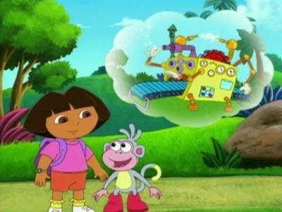 The Fix-it Machine - Dora the Explorer Wiki