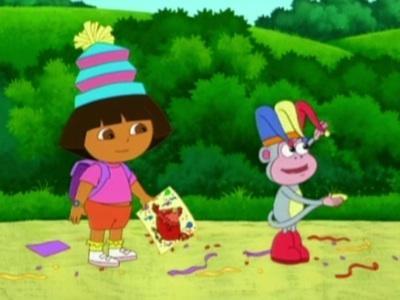 The Super Silly Fiesta - Dora the Explorer Wiki