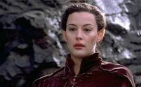 Arwen at Helm&#39;s Deep