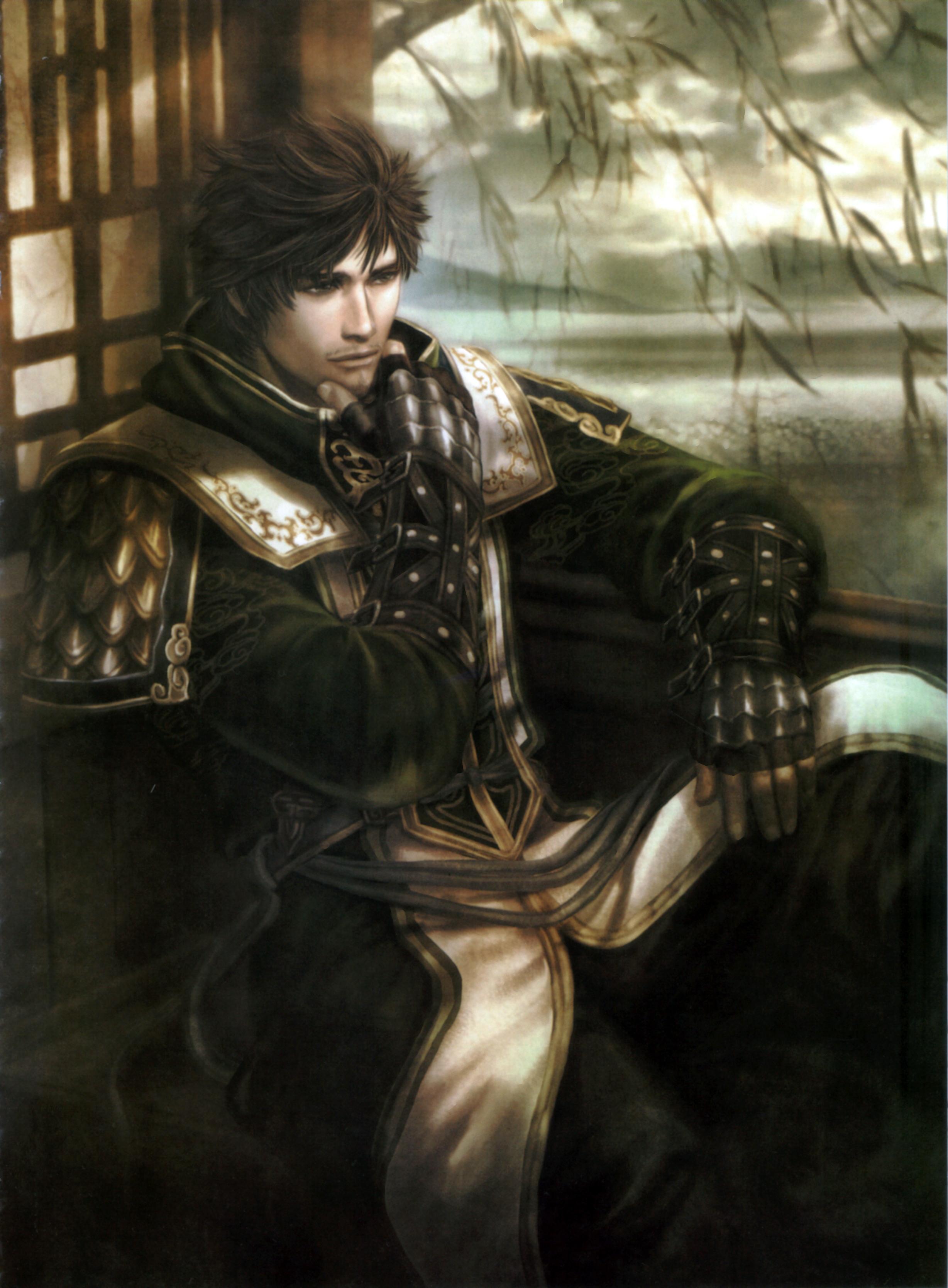 Xu Shu - The Koei Wiki - Dynasty Warriors  Samurai Warriors  Warriors    Xu Shu Wallpaper