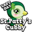 Cubby penguin st. patty's last hud