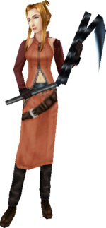 Quistis-ffviii-battle