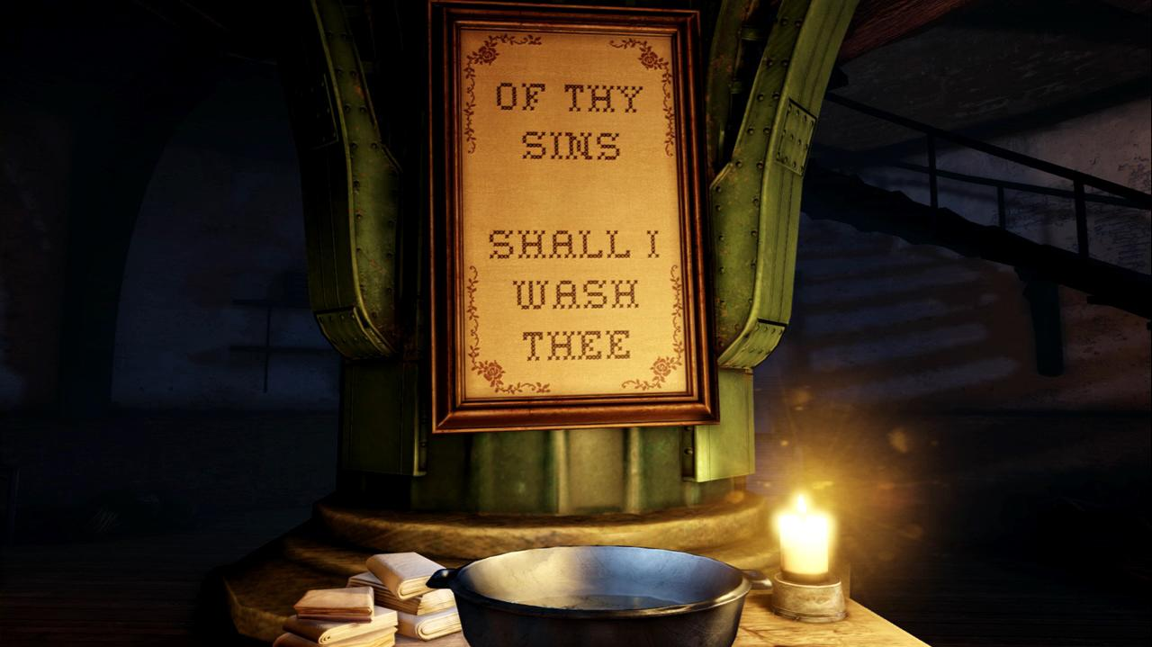 BioShock Infinite Lighthouse Commentary