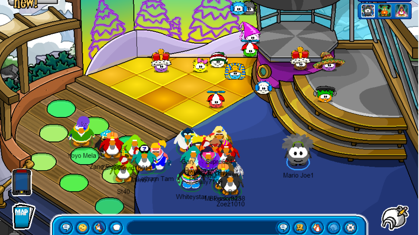 Club Penguin Wiki - The free, editable encyclopedia about Club Penguin