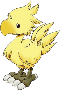 FFIX-Chocobo