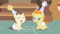 Pumpkin & Pound Cake being adorable S2E13.png
