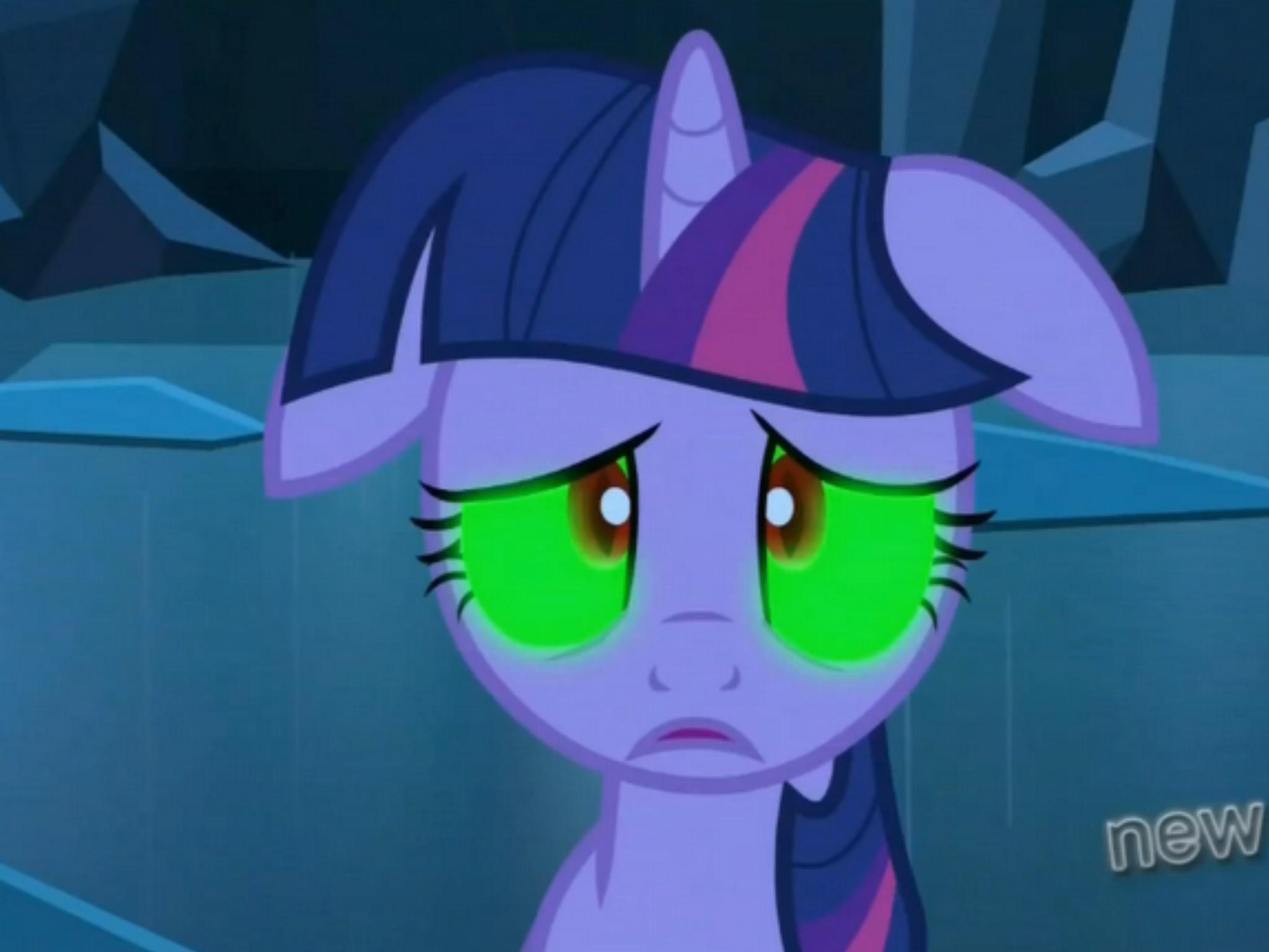 el imperio de cristal parte 2 my pony la magia
