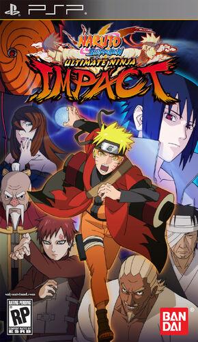 Naruto Shippuden Ultimate Ninja Impact D2
