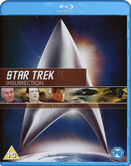 Star Trek Insurrection Blu-ray cover Region B