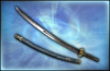 Curved Blade - 3rd Weapon (DW8)