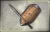 Sword & Shield - 1st Weapon (DW8)