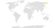 Location of Pravus Territories