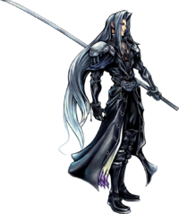 Sephiroth Dissidia