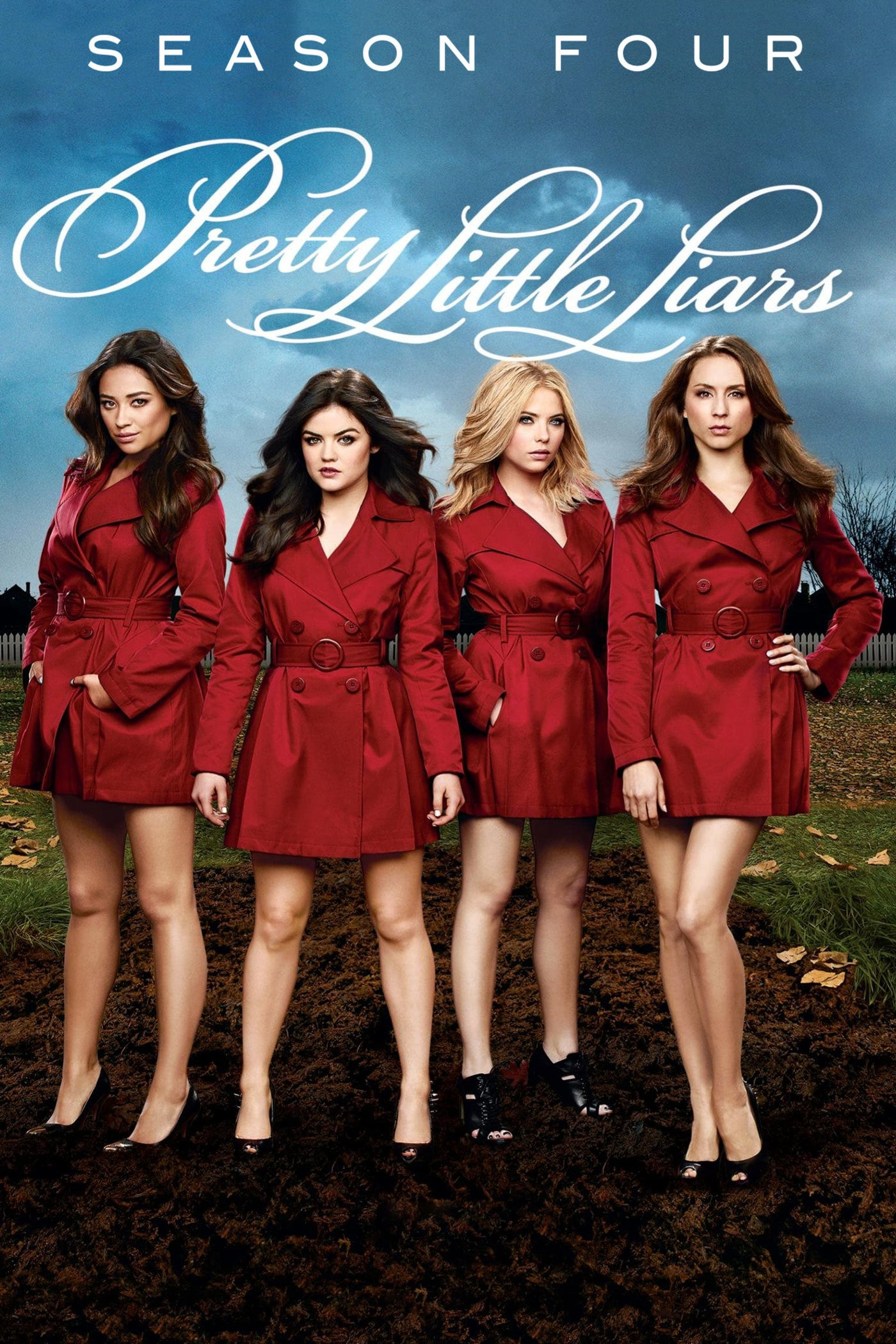 Pretty Little Liars Season 4 Episode 20: Free Fall