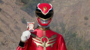 Gosei Red (Super Hero Taisen)