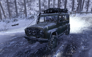 UAZ-469 Contingency MW2