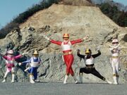 Changeman (Turboranger special)