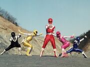 Maskman (Turboranger special)