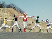 Liveman (Turboranger special)