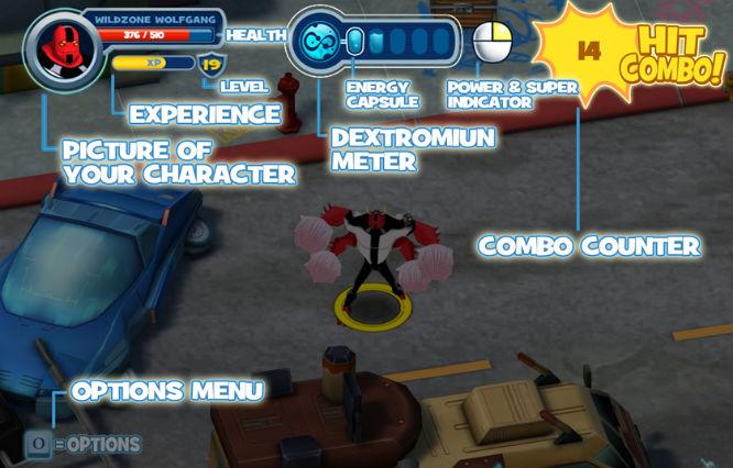 Fusionfall Heroes [Hora De Aventura]