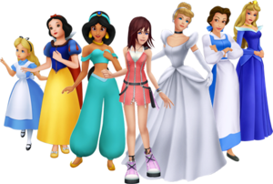 Princesses of Heart