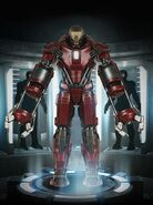 Iron Man Armor MK XXXV (Earth-199999) 001