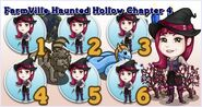Haunted Hollow Chapter 4 Quests