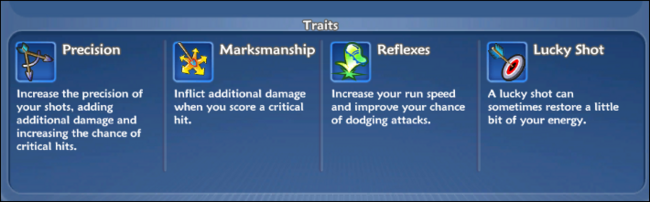 Abilities4archer
