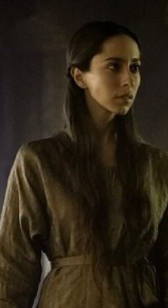 Talisa Season 3 promotional still