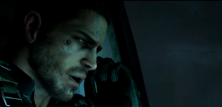 Chris Redfield destacado abril