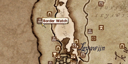 Border Watch MapLocation