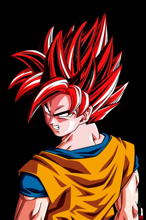 Goden oscuro - Dragon Ball Fanon Wiki