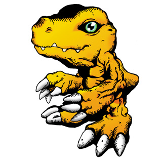 Agumon b