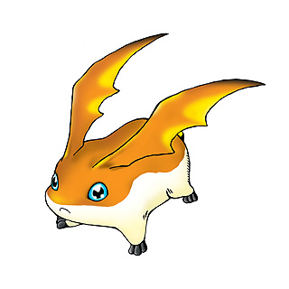 Patamon b