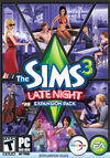 The Sims 3 Late Night Cover