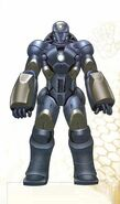 Iron Man Armor MK XXXVII (Earth-199999) 001