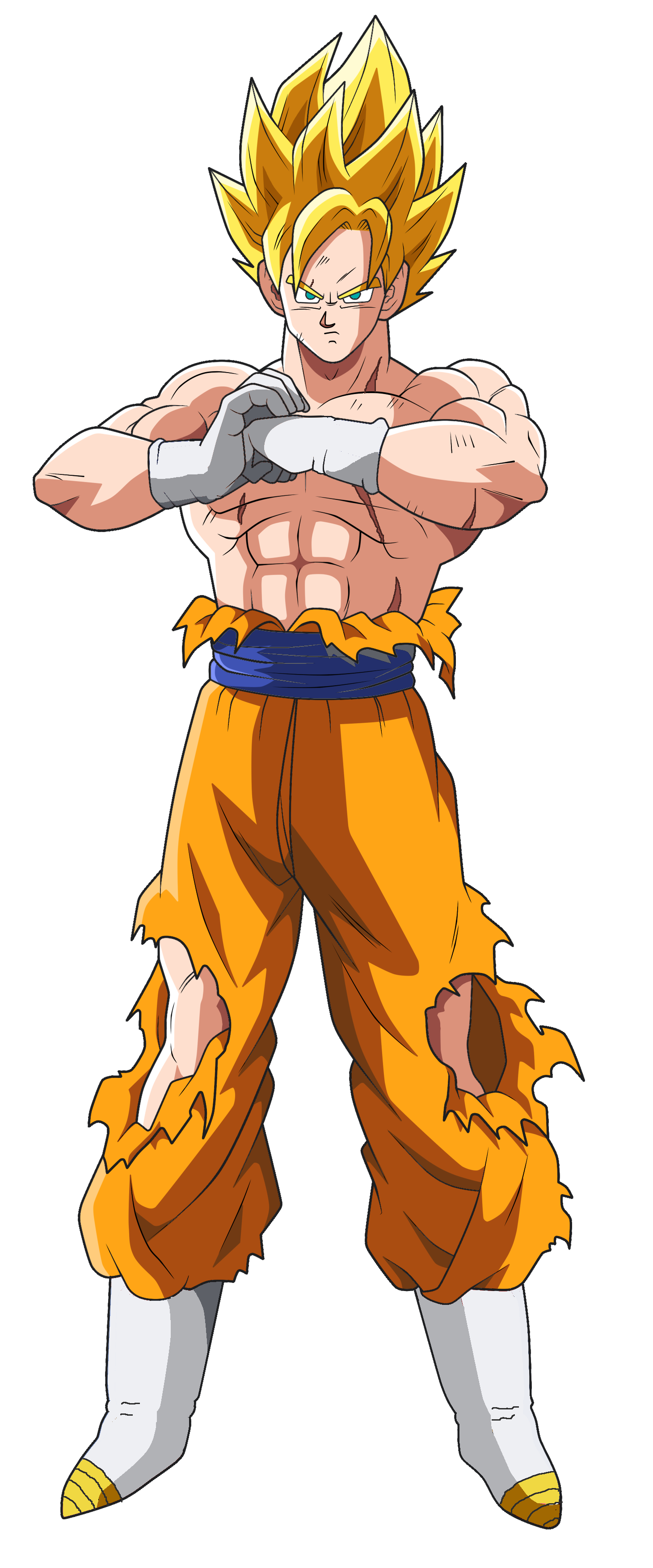 Son goku universo 22 dragon ball fanon wiki - Dragon ball z goku son ...