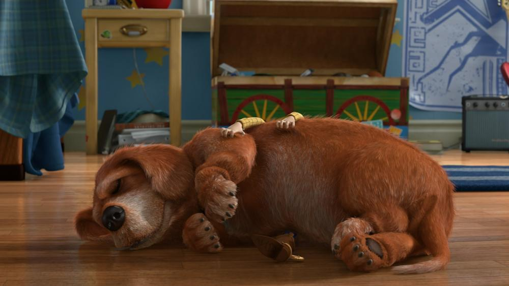 Buster (Toy Story) - Disney Wiki
