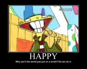 Ed edd n eddy happiness so true