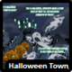 Halloween town icon