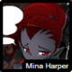 Mina harper icon