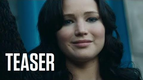 The Hunger Games Catching Fire TEASER - MTV Movie Awards 2013