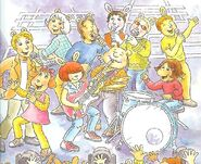 Arthur, It&#39;s Only Rock &#39;n&#39; Roll book - the big concert