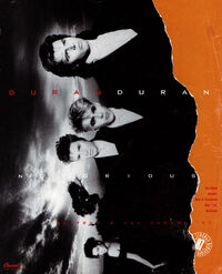 NOTORIOUS ADVERT DURAN DURAN 3
