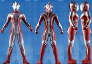 Mebius front back