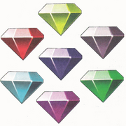 Chaos Emeralds Archie Comics