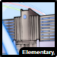Elementary icon