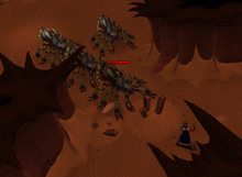 Kalphite safespot