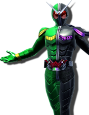 Battride Wars Kamen Rider Double