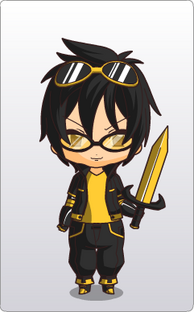Chibi Jacob